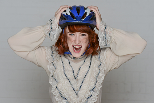 Photo of Claire Blackwood in BikeFace