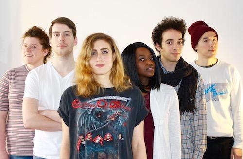Photo of Kennedy Thompson, Alex Clay, Samara Stern, Demetria Sherman, Youness Robert-Tahiri and Wilfred Lee in 2018: A Sex Odyssey