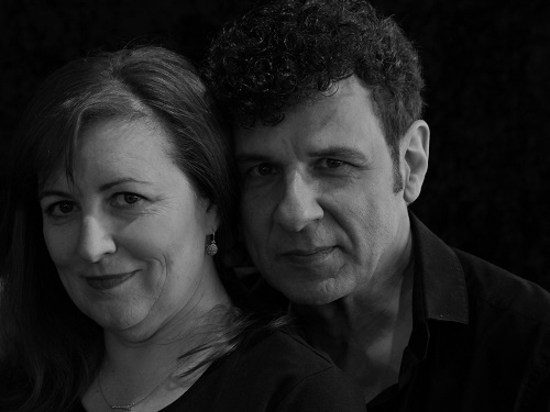 Deborah Shaw and David Agro in her.