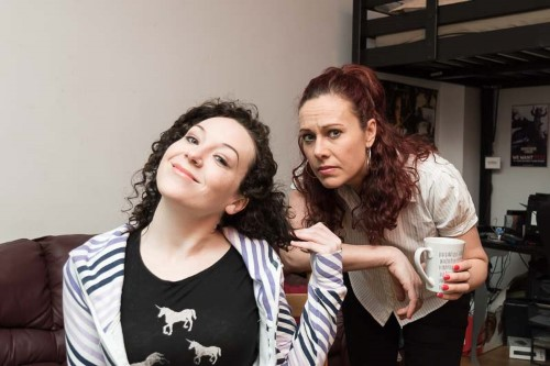 Photo of Cydney Penner and Christel Bartelse in Prank