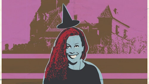 photo of Meg MacKay in Meg Mackay: Freelance Witch provided by Meg MacKay