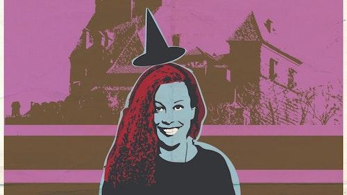 photo of Meg MacKay in Meg Mackay: Freelance Witch provided by Meg MacKay