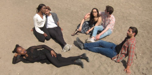 Photo of The Bird Killer Cast (Emerjade Simms, Tymika Tafari, Subhash Santosh, Mo Zeighami, Evan MacKenzie, Michael Ricci)