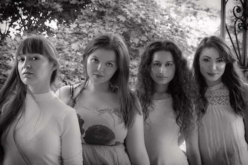 Photo of Jessica Bowmer, Iliana Spirakis, Adriana Moraes- Mendoza and Jeysa Carded in Fucking Perfect
