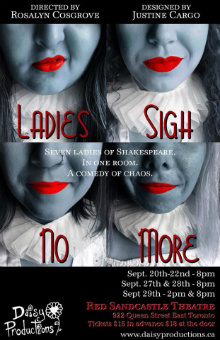 poster of Ladies SIgh No More