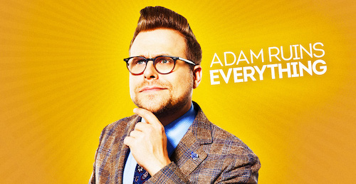 Photo of Adam Conover provided by the Toronto Sketch Comedy Festival