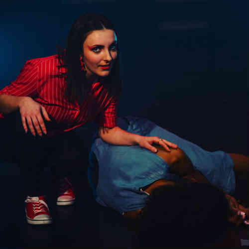 Photo of Kayla Jo Farris in Blood and Soil