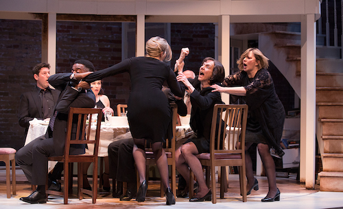 Photo of the August: Osage County Ensemble by Cylla von Tiedemann
