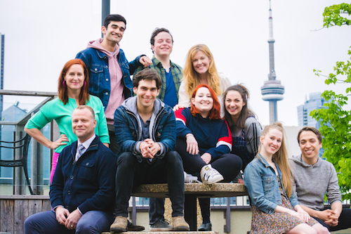 Picture of Taha Arshad, Joel Cumber, Daniel Karp, Dale Miller, Alison J Palmer, Laura Piccinin, Jada Rifkin, Ben Skipper, Sara Stahmer and Allison Wither in Every Silver Lining