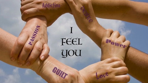 Poster image for i feel you