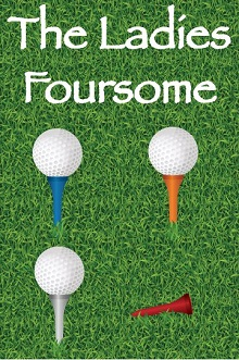 Picture of poster for The Ladies Foursome