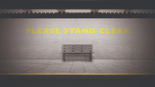 Please Stand Clear Banner Photo