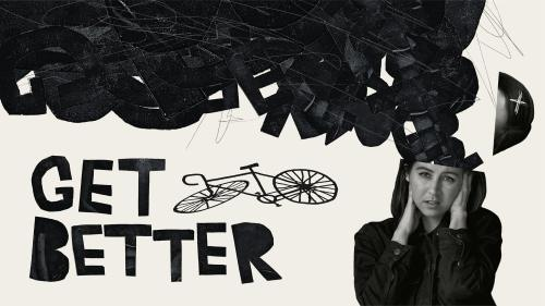 Get Better Poster with Jennifer Busuttil