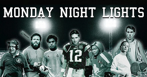 poster for Monday Night Lights