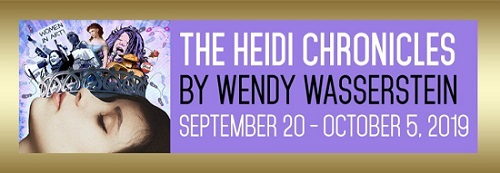 Poster of The Heidi Chronicles