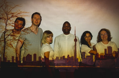 Picture of Kyle Dooley, Anders Yates, Lucy Hill, Nigel Downer, Carolyne Das, Devon Henderson in Toronto, I Love You
