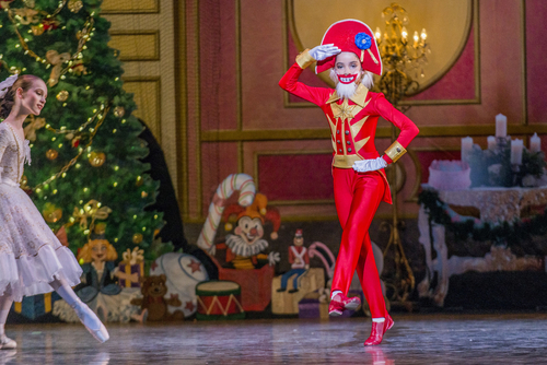 Nutcracker (International ballet theatre)
