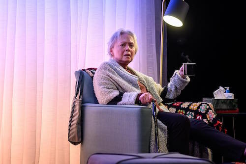 Photo of Martha Henry in Marjorie Prime by Dahlia Katz