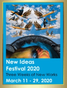 New Ideas Festival Poster