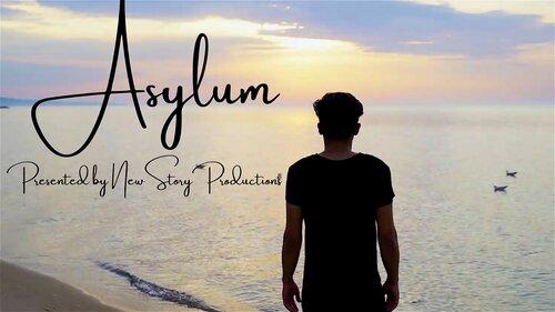 Poster for Asylum from the 2021 Toronto Fringe Festival