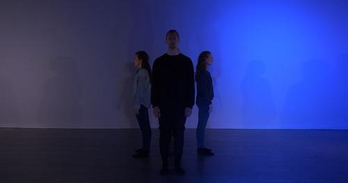Picture of Sydney Keir, Sebastian Hirtenstein and Alayna Kellettin in In Transit