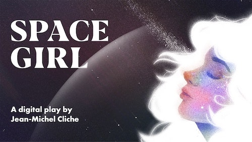 Poster for Space Girl provided by the company