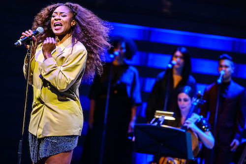 Photo of Jully Black in UnCovered 2019 by Dahlia Katz